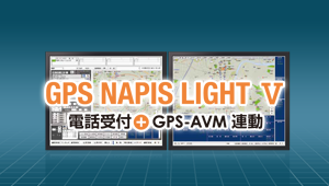 GPS NAPIS LIGHT V