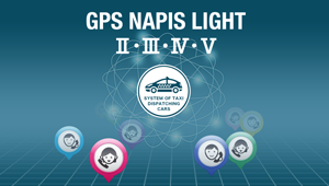 GPS NAPIS LIGHT